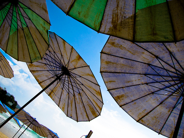 Parasols - ©jeeheon