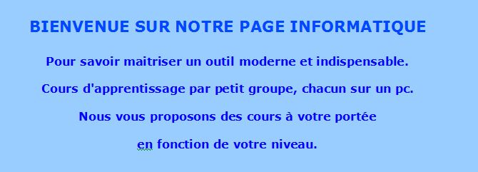 Capture informatique